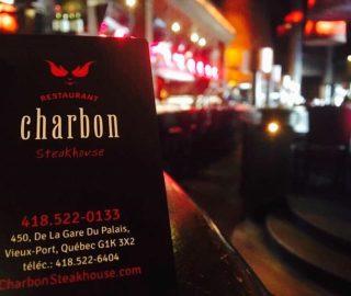 Deux comptoirs Charbonboucherie.com