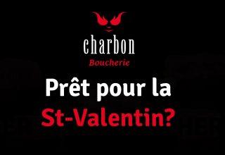 Prêt pour la St-Valentin?